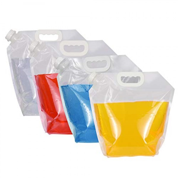 AMbs Collapsible Water Tank Container 4 ...