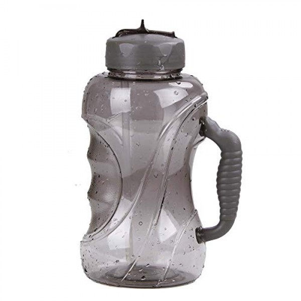 1.5L Large Capacity Sports Water Bottle ...