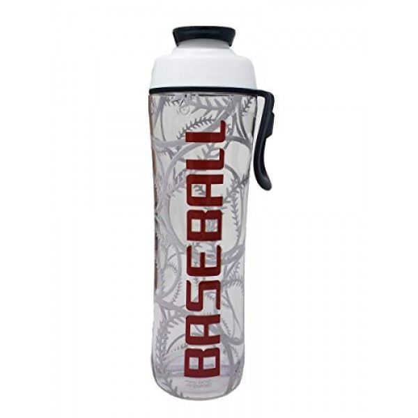 50 Strong 24 oz Sports Water Bottle with...
