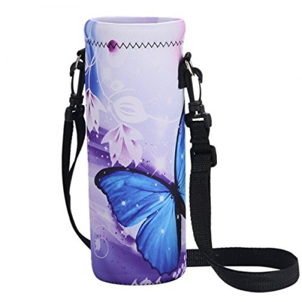 AUPET Water Bottle Carrier,Insulated Neo...