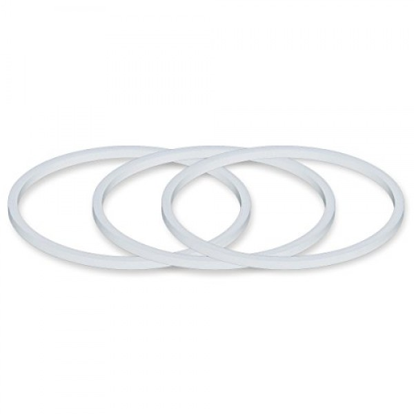 3-Pack Gaskets Seals Replacement for Wid...