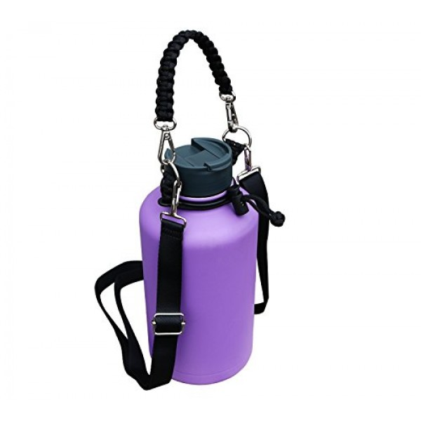 QICAIPO Handle for Hydro Flask,Paracord ...