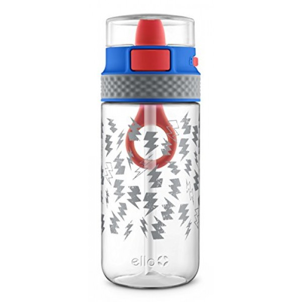 Ello Stratus Tritan Plastic Water Bottle...