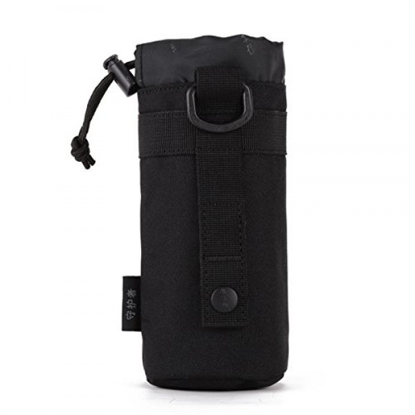 CREATOR Adjustable Tactical Water Bottle...