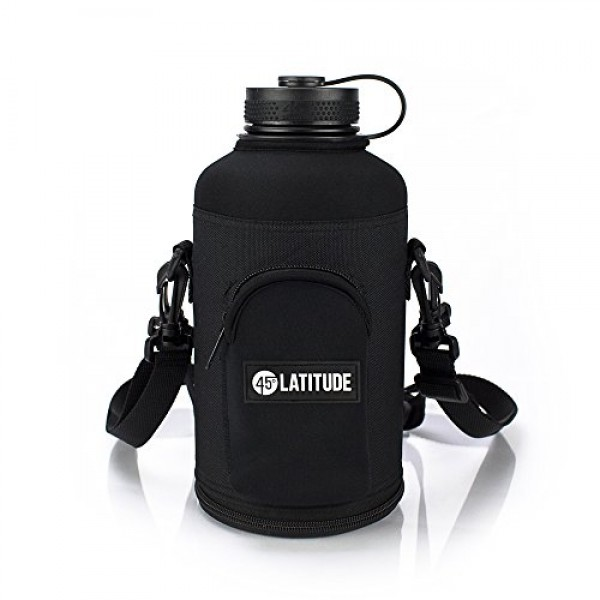 45 Degree Latitude Beer Growler 64oz Pro...